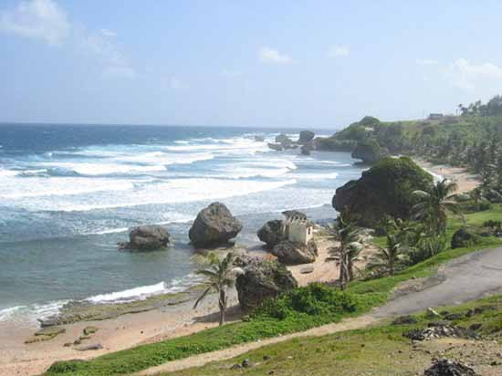 bathsheba-beautiful-beach-near-village