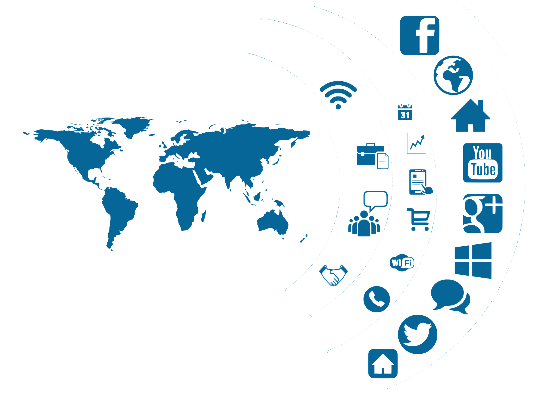 social,media,facebook,twitter,instagram,pinterest,google+,youtube,blog